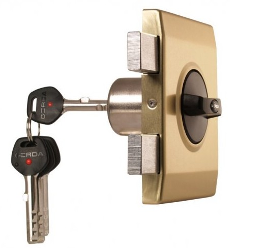 Locks for front door